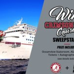 Crimson Tide Cruise Sweepstakes