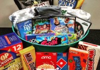 Family Movie Night Basket Giveaway