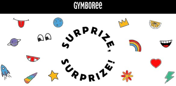 Gymboree Surprize Surprize Sweepstakes And Instant Win Game