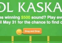 Kool Kaskade Instant Win Game - Win $500 VISA Gift Card