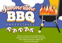 Monterey Mushrooms Summertime BBQ Sweepstakes - Win BBQ Prize Package