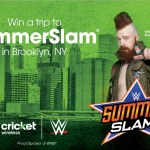 SummerSlam Flyaway Sweepstakes - Win A Trip To Brooklyn, NY