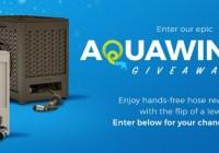 Suncast Aquawinder Giveaway - Win Aquawinder Auto Rewind
