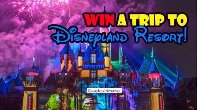 The Kingdom Insider Disneyland Resort Vacation Giveaway