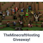 The Mine Craft Hosting Giveaway