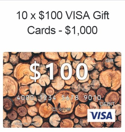 Treated Wood Sweepstakes