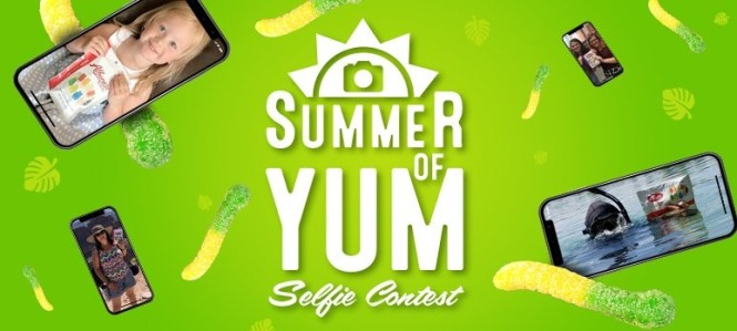 Albanese Summer of Yum Photo Contest