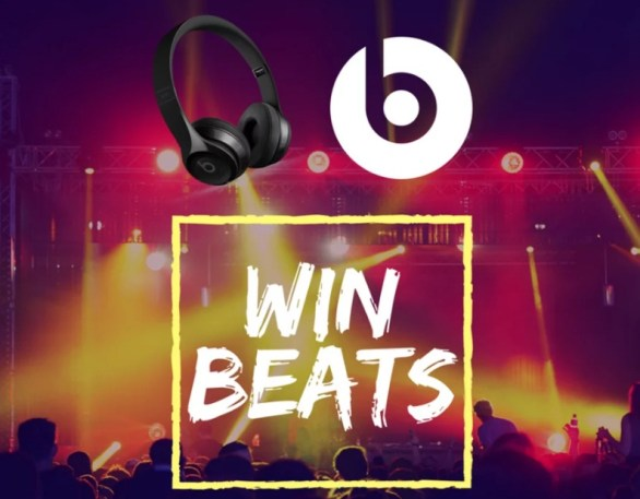 Beats Headphones Giveaway