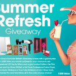 CYG Summer Refresh Giveaway