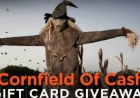 Cornfield of Cash Gift Card Giveaway