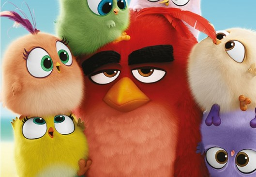 Hostess Angry Birds Sweepstakes