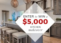 Kitchen Cabinet Kings Kitchen Makeover Sweepstakes