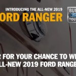 Ranger Drive Tour Sweepstakes