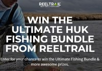 The Ultimate Huk Fishing Bundle Giveaway