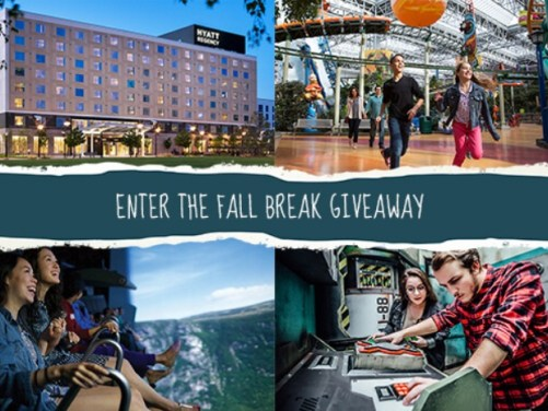 Bloomington Fall Break Giveaway
