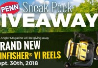Coastal Angler Magazine Penn Sneak Peek Giveaway