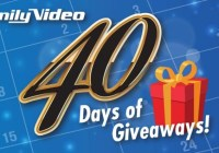 Family Video 40 Days of Giveaway