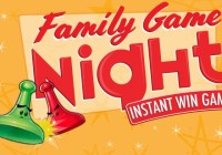 Hormel Family Game Night Instant Win Game