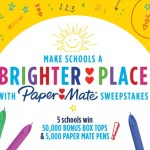 Make Schools A Brighter Place Sweepstakes