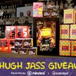 Mindzai Hugh Jass Giveaway