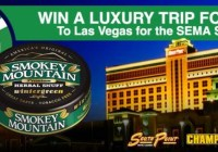 Smokey Mountain Snuff Trip to Vegas Sweepstakes