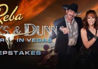 CMT Reba, Brooks & Dunn Together In Vegas Sweepstakes