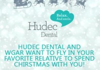 Hudec Dental Smile For The Holidays Sweepstakes