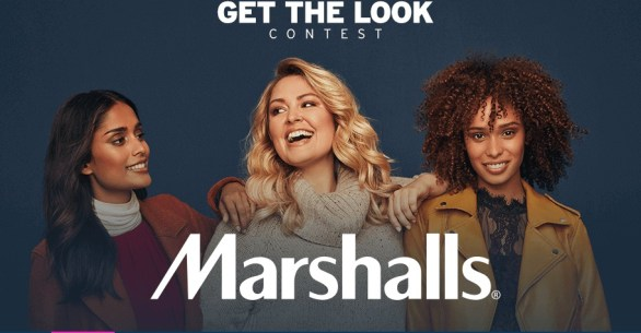 Marshalls Get The Look Contest