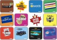McDonalds Coast To Coast Monopoly Sweepstakes