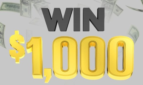 Q3 Cash Sweepstakes - Chance To Win $1,000 USD Cash