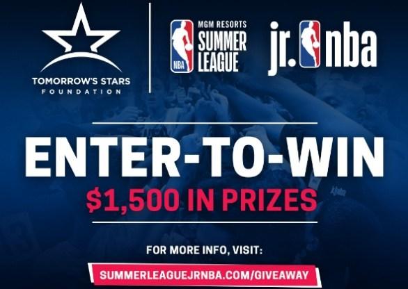 Summer League Jr. NBA Giveaway