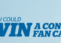 U.S. Cellular Connected Fan Cave 1 Sweepstakes