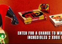 Xbox One X Incredibles 2 Sweepstakes
