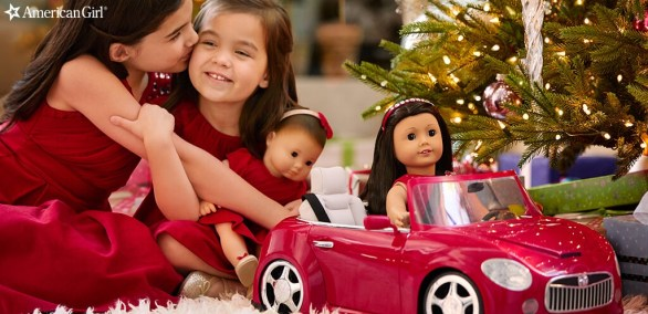 American Girl Accelerate Adventure With Truly Me Sweepstakes