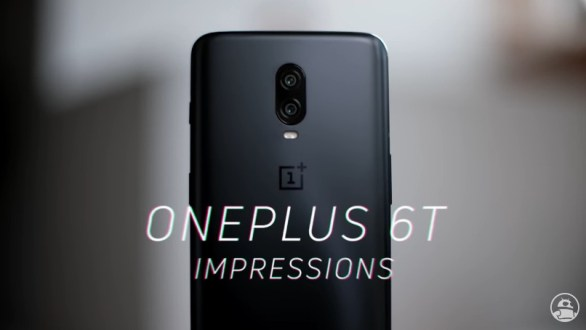 Android Authority OnePlus 6T International Giveaway