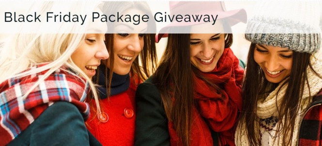 Bloomington Black Friday Package Giveaway