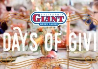 California Giant 10 Days Of Giving Sweepstakes