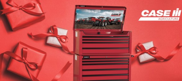 Case IH Holiday Giveaway