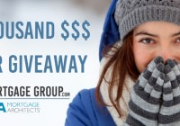 City Mortgage Group $1,000 Cash Giveaway