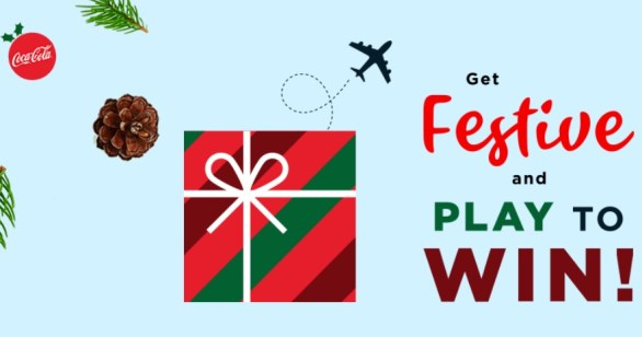 Coca Cola And DFW Holiday Sweepstakes