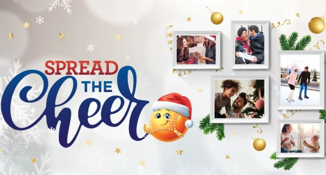 Cuties Spread The Cheer Sweepstakes