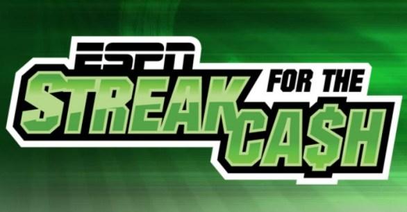 ESPN Streak Challenge