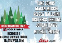 Hometown Holiday 100.7 The Wolf Contest