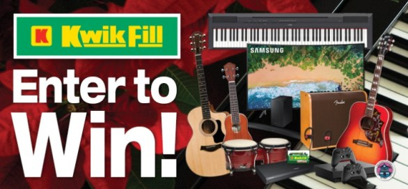 Kwik Fill Sounds Of Christmas Giveaway