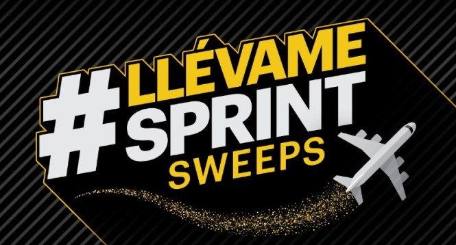 Llevame Sprint Sweepstakes