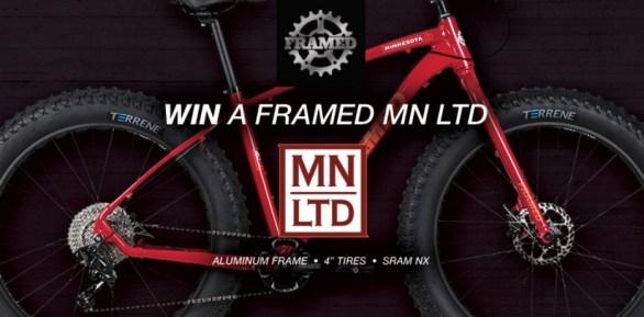 MTBR Minnesota LTD Fat Bike Giveaway