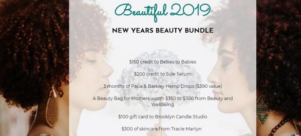 New Years Beauty Bundle Sweepstakes