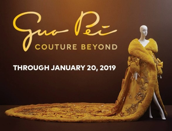Straight The Gift Of Art Guo Pei Couture Beyond Contest
