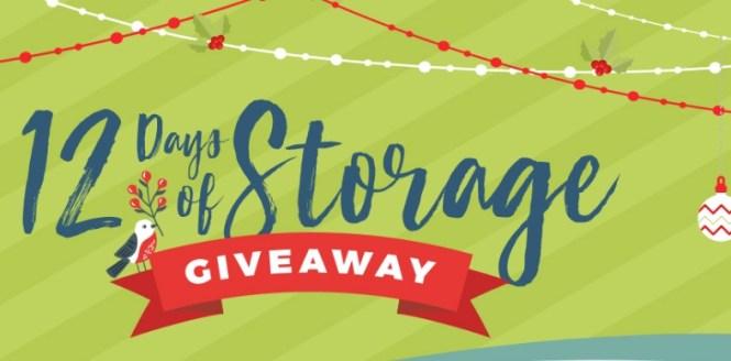 Suncast 12 Days Of Storage Giveaway