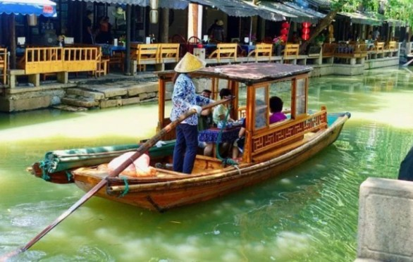 Suzhou Tourism Upgrade Your Vacation Sweepstakes